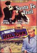 Santa Fe Trail/Hell Town (DVD) at Kmart.com