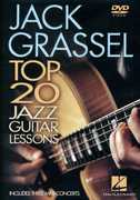 Jack Grassel: Top 20 Jazz Guitar Lessons (DVD) at Sears.com