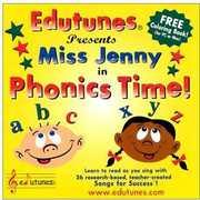 Advanced Phonics with Miss Jenny & Friends (CD) at Kmart.com
