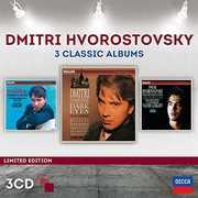 Three Classic Albums: Dmitri Hvorostovsky , Dmitri Hvorostovsky