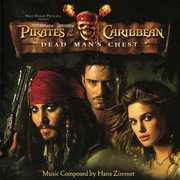 Pirates of Caribbean: Dead Man's Chest / O.S.T. (CD) at Kmart.com