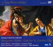 Geoge Frideric Handel: Alexander's Feast; Ode for St. Cecilia's Day (SACD-Hybrid) at Kmart.com