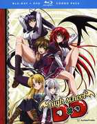 High School DXD: The Series (Blu-Ray + DVD) at Kmart.com