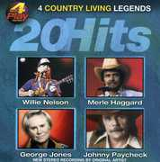 4 Country Living Legends / Various (CD) at Kmart.com