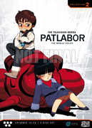 Patlabor - The Mobile Police: The Television Series, Collection 2 (DVD) at Sears.com