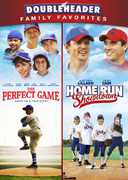 Doubleheader Family Favorites: The Perfect Game/Home Run Showdown (DVD) at Sears.com