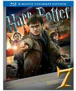 Harry Potter and the Deathly Hallows: Parts 1 and 2 (Blu-Ray + DVD + UltraViolet) at Kmart.com