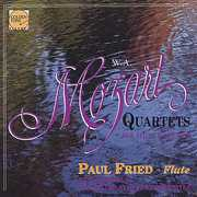 Mozart Flute Qts-Paul Fried & Members of the Bosto (CD) at Kmart.com