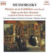 Mussorgsky: Pictures at an Exhibition; Night on the Bare Mountain (CD) at Sears.com