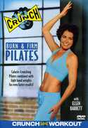 Crunch: Burn & Firm Pilates (DVD) at Sears.com