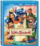 LILO & STITCH / LILO & STITCH 2: STITCH HAS A (Blu-Ray + DVD) at Kmart.com