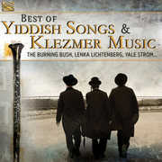 Best Of Yiddish Songs & Klezmer Music /  Various , Various Artists