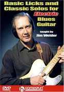 Basic Licks & Classic Solos for Elec Blues Level 3 (DVD) at Sears.com