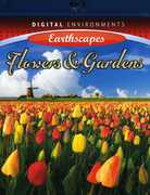 Living Landscapes: Earthscapes - Flowers & Gardens (Blu-Ray) at Kmart.com