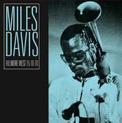 Fillmore West 15-10-70 , Miles Davis