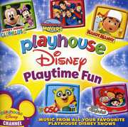 Playhouse Disney Playtime Fun / Various (CD) at Sears.com