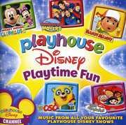 Playhouse Disney Playtime Fun / Various (CD) at Kmart.com