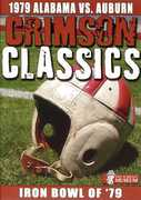 Crimson Classics: 1979 Alabama vs. Auburn (DVD) at Kmart.com