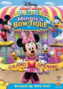 Mickey Mouse Clubhouse: Minnie's Bow-tique (DVD) at Sears.com