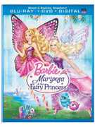 Barbie: Mariposa & the Fairy Princess (Blu-Ray + DVD + Digital Copy + UltraViolet) at Sears.com
