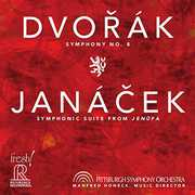 Symphony No. 8 /  Symphonic Suite from , Dvorak