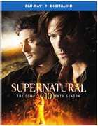 Supernatural: The Complete Tenth Season , Misha Collins