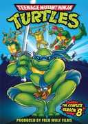 Teenage Mutant Ninja Turtles: The Complete Season 8 (DVD) at Sears.com