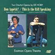 Hoiby: Bon App?tit!; This Is the Rill Speaking (CD) at Sears.com