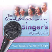 Contemporary Singer's Warm-Up CD (CD) at Kmart.com