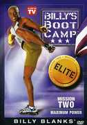 Billy Blanks: Billy's BootCamp Elite - Mission Two: Maxium Power (DVD) at Kmart.com
