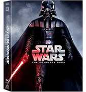 Star Wars the Complete Saga (9PC)