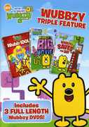 Wow! Wow! Wubbzy!: Wubb Idol/Wubbzy's Big Movie/Wubbzy Saves the Day (DVD) at Sears.com