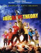Big Bang Theory: The Complete Fifth Season (Blu-Ray + UltraViolet) at Kmart.com