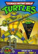 Teenage Mutant Ninja Turtles: Season 7, Pt. 3 - The Donatello Slice (DVD) at Kmart.com