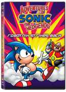 Adventures of Sonic the Hedgehog: Robotnik Strikes Back! (DVD) at Kmart.com