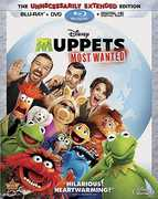 Muppets Most Wanted (Blu-Ray + DVD + Digital Copy) at Kmart.com