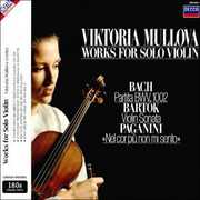 Works for Solo Violin [Import] , Viktoria Mullova