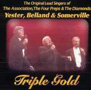 Triple Gold: The Original Lead Singers of the Association, The Four Preps & The Diamond (CD) at Kmart.com