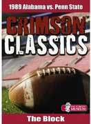 Crimson Classics: 1989 Alabama vs. Penn State (DVD) at Kmart.com