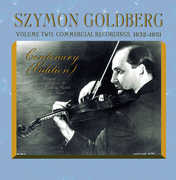 Szymon Goldberg Centenary Edition, Vol. 2: Commercial Recordings 1932-1951 (CD) at Kmart.com