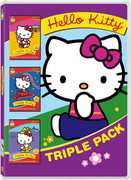 Hello Kitty Triple Pack (DVD) at Sears.com