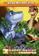 Land Before Time: Chomper Double Feature - The Great Valley Adventure/The Mysterious Island (DVD) at Sears.com
