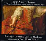 Jean-Philippe Rameau: Les Surprises de l'Amour (Transcriptions de Monsieur Hesse) (CD) at Sears.com