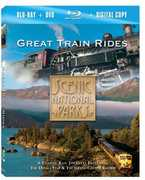 Scenic National Parks: Great Train Rides (Blu-Ray + DVD + Digital Copy) at Kmart.com