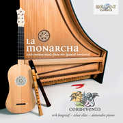 Monarcha: 17th Century Music from the Spanish (CD) at Kmart.com