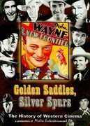 Golden Saddles, Silver Spurs: The Story of Movie Westerns (DVD) at Kmart.com