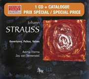Strauss: Ouvertures, Polkas, Valses [CD+Catalogue] (CD) at Sears.com