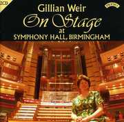 Gillian Weir on Stage at Symphony Hall, Birmingham (CD) at Kmart.com