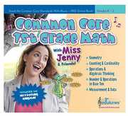 Common Core 1st Grade Math With Miss Jenny & Friends (CD) at Kmart.com