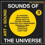 Sounds of the Universe 1 PT B , Soul Jazz Records Presents